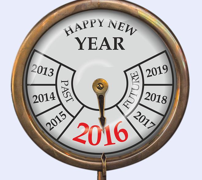 """Happy New Year """"barometer"""""""