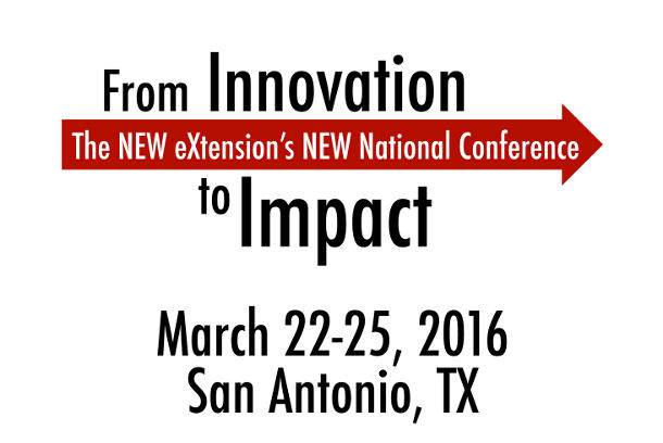 National eXtension Conference